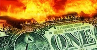 крах доллара, развал сша