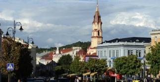Литва без русских туристов
