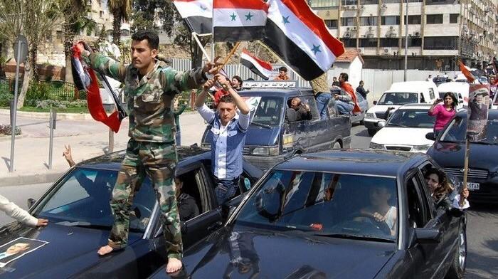 День революции в Сирии
