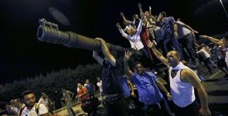 госперевороты в Турции