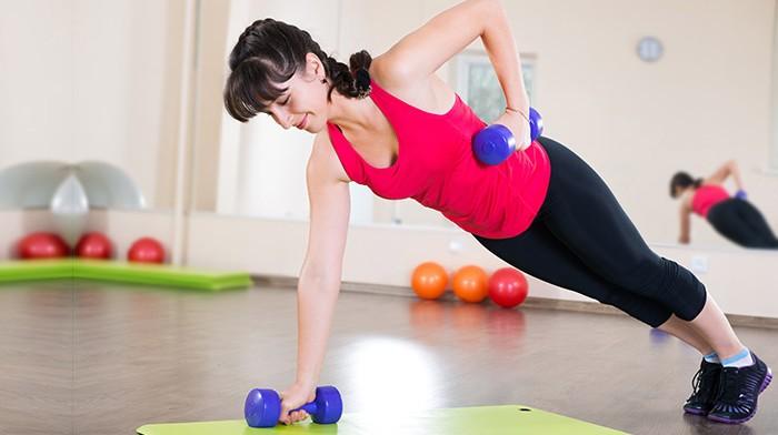 Секрет фитнеса – в интенсивности тренинга