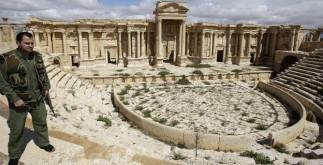 Пальмира Сирия