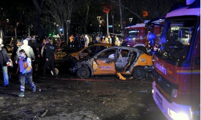 Теракт в Турции