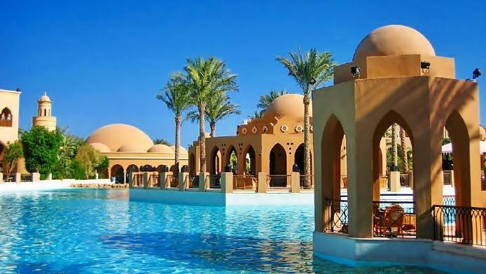 В Египет самостоятельно