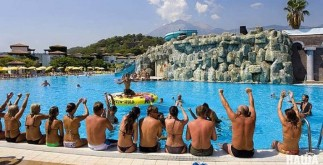 Турция туристы