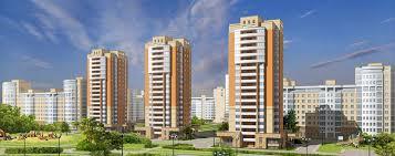 жилищные комплексы