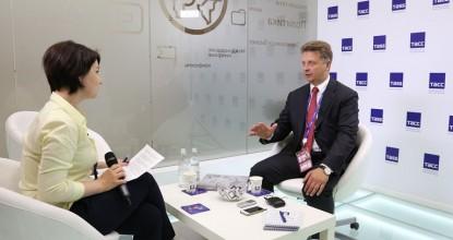 министра транспорта Российской Федерации Максима Соколова