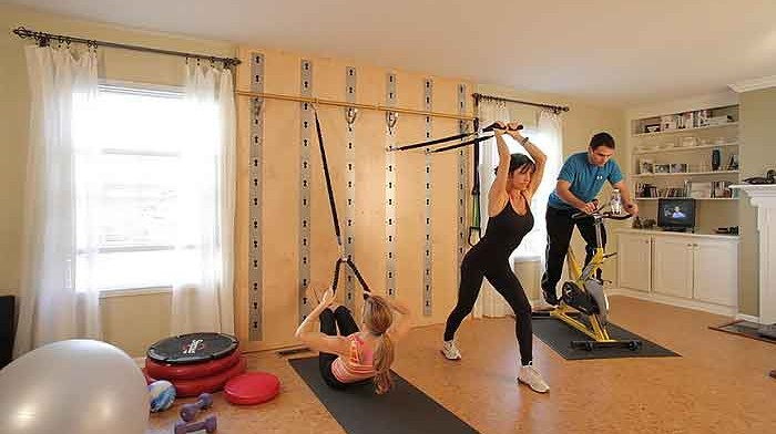 Что нужно для домашнего спортзала