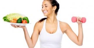 Фитнес, здоровый образ жизни и питание