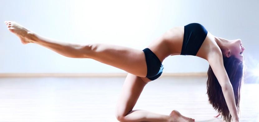 Стретчинг в фитнесе