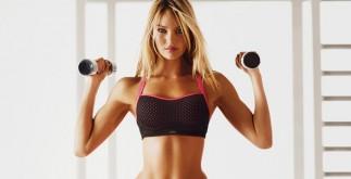 Тренировка грудных мышц в фитнесе