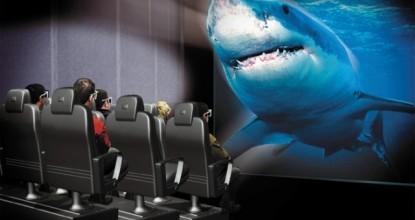 Открыть 3D кинотеатр