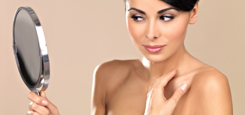 Правильный уход за кожей шеи