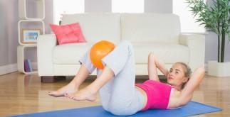 Утренняя фитнес-зарядка