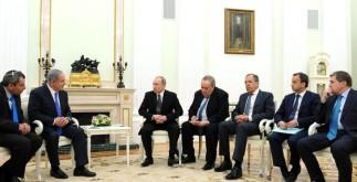 Россия, Иран и Израиль