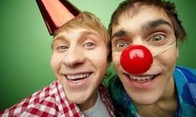 1 апреля - всенародный День смеха