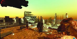 ОАЭ будет строить города на Марсе