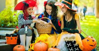 Осенний праздник Хэллоуин
