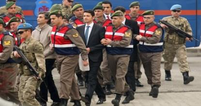 Подозреваемые в убийстве Эрдоган предстанут перед судом в Турции