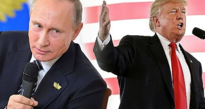 Путин призвал восстановить диалог между Россией и США