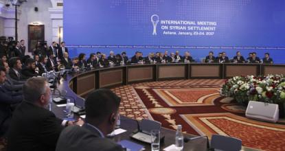 Россия выступила в Астане