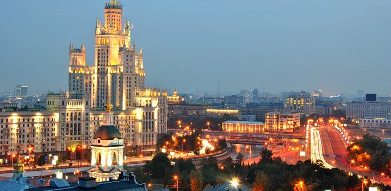 китай город москва