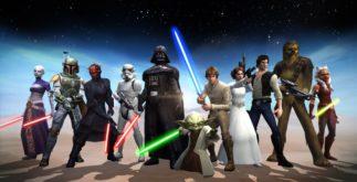 Фестиваль для фанатов «Звёздных Войн»