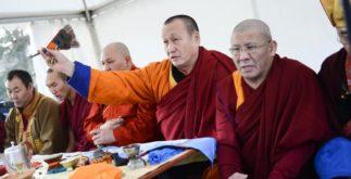 Третий Международный фестиваль буддийской культуры