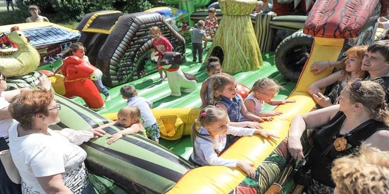Где погулять в Москве с детьми на майские праздники