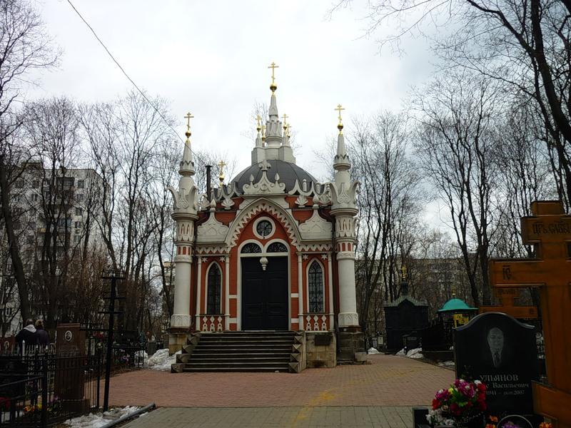 Московский Преображенский старообрядческий монастырь