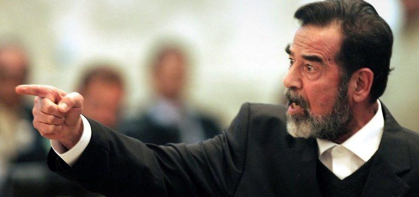 Саддам Хусейн