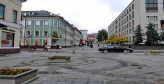 Прошлое и настоящее Столешникова переулка