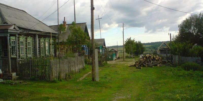 Село Кадашево