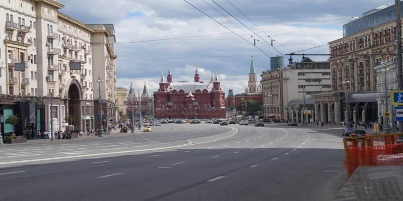 Тверские переулки Москвы