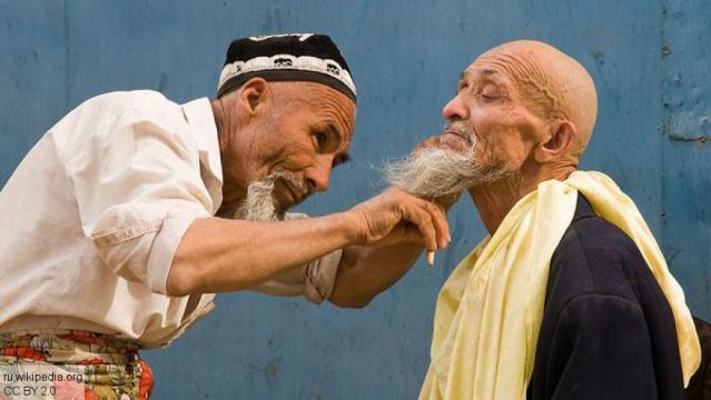 борода таджик