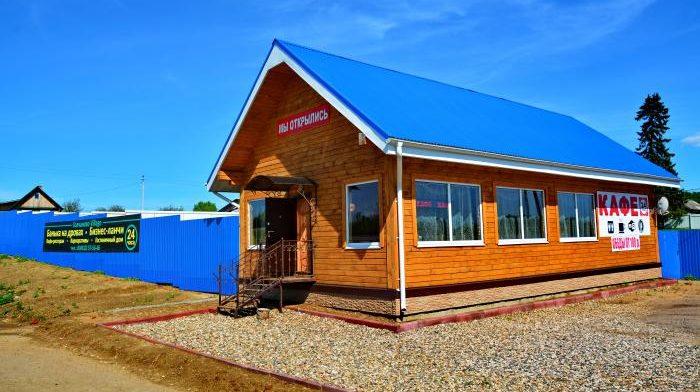 Бизнес плана придорожного кафе бизнес план белгородского