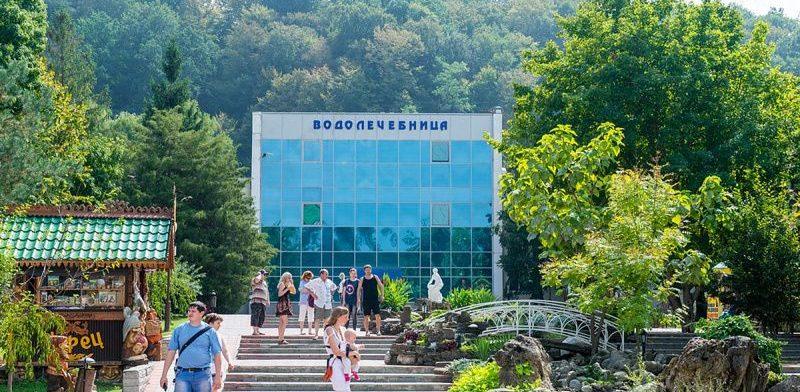 Курорт Горячий ключ Краснодарского кра