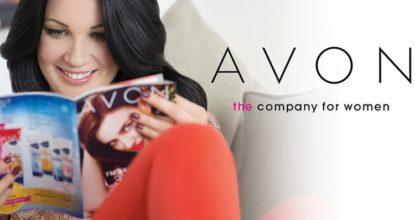 Работа в компании Avon
