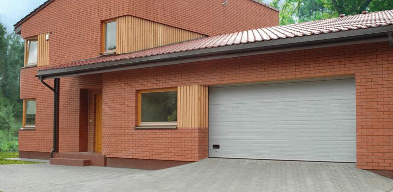дом котедж гараж
