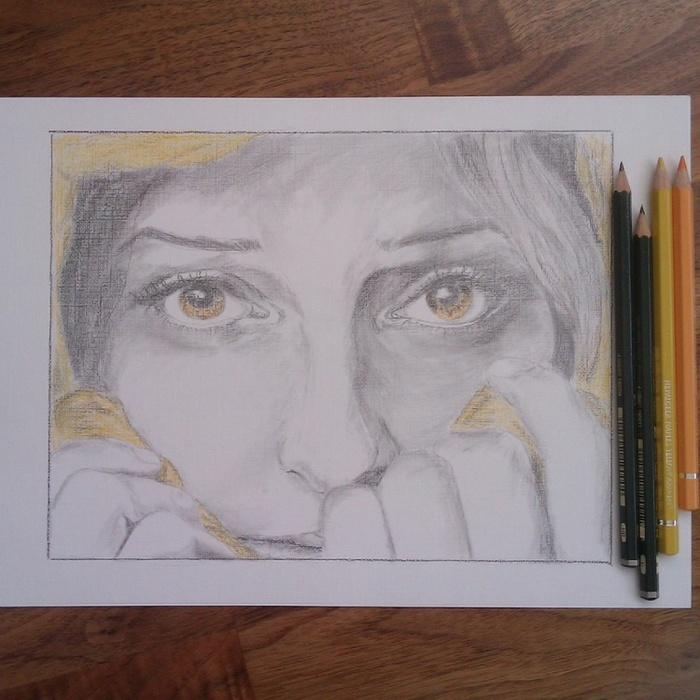 Как правильно рисовать рисунки карандашом