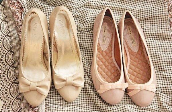 Балетки – удобная и модная обувь на каждый день