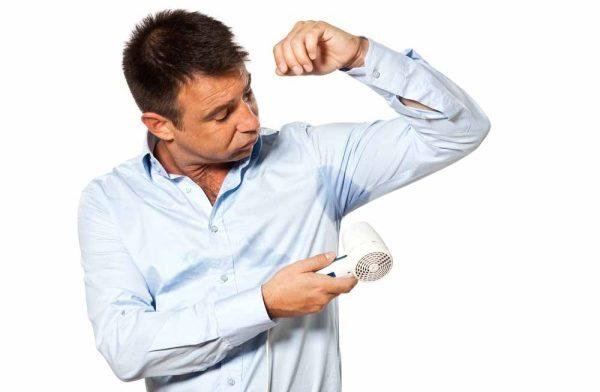 Дезодоранты заставляют нас потеть