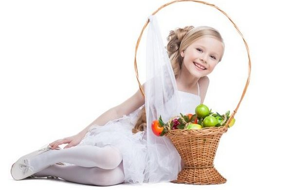 Идеальный гардероб для дочки