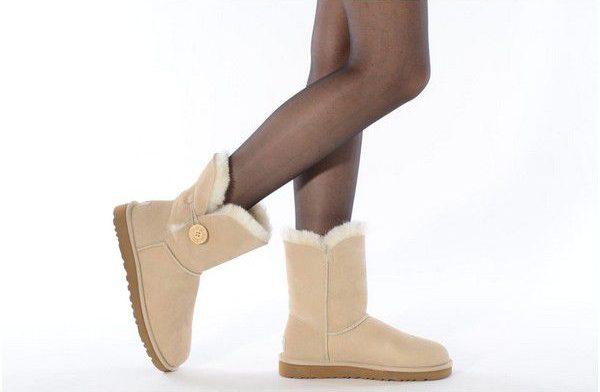 Невероятно популярная обувь - угги