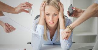 Причины и последствия стресса