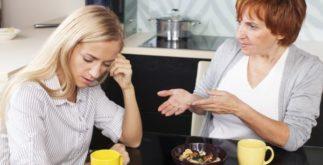 Причины разногласий невестки и свекрови