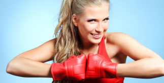 Самозащита по-женски