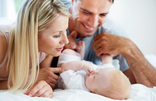 Семейные взаимоотношения при рождении ребенка
