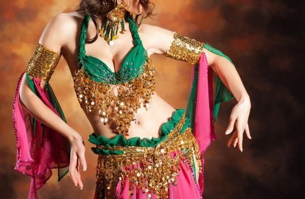 Танец для здоровья и красоты