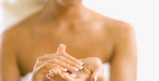 Уход за женской грудью